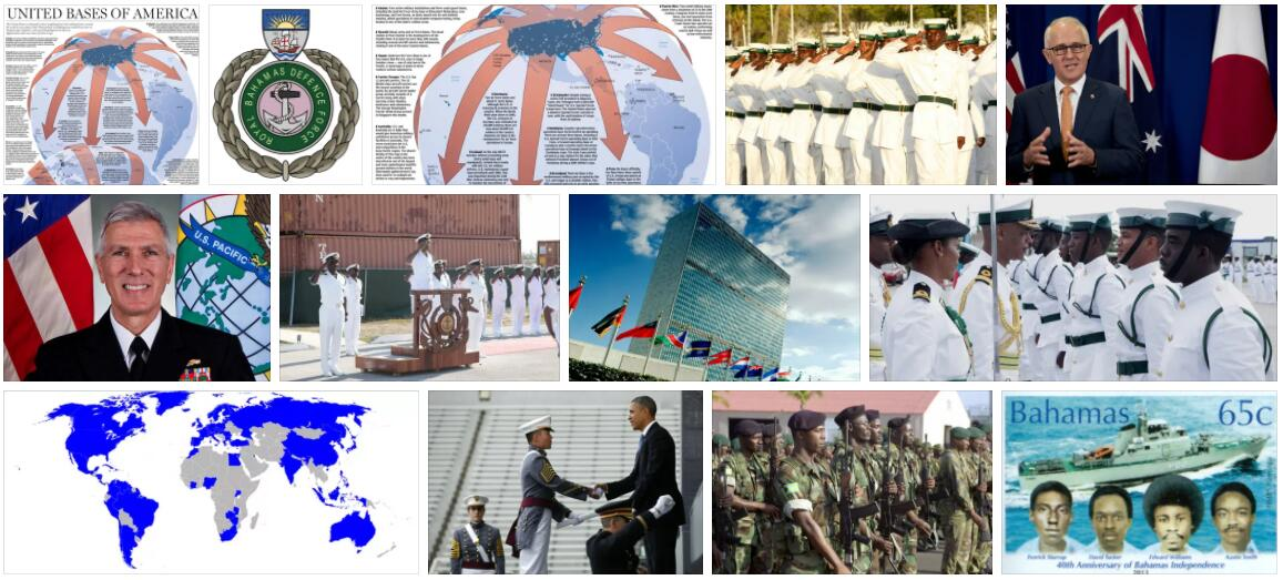 Bahamas Defense and Foreign Policy