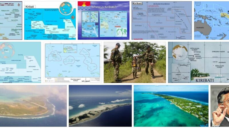 Kiribati Defense and Foreign Policy