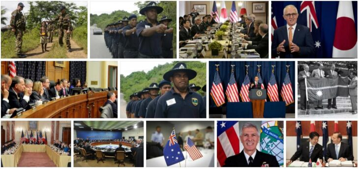 Nauru Defense and Foreign Policy