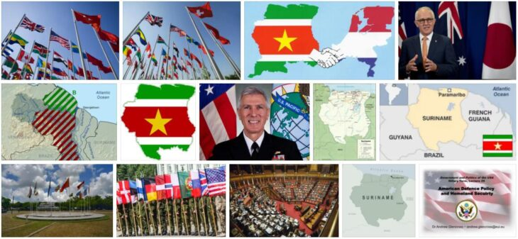 Suriname Defense and Foreign Policy