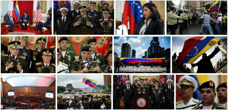 Venezuela Defense and Foreign Policy