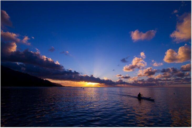 Moorea 'Sunset