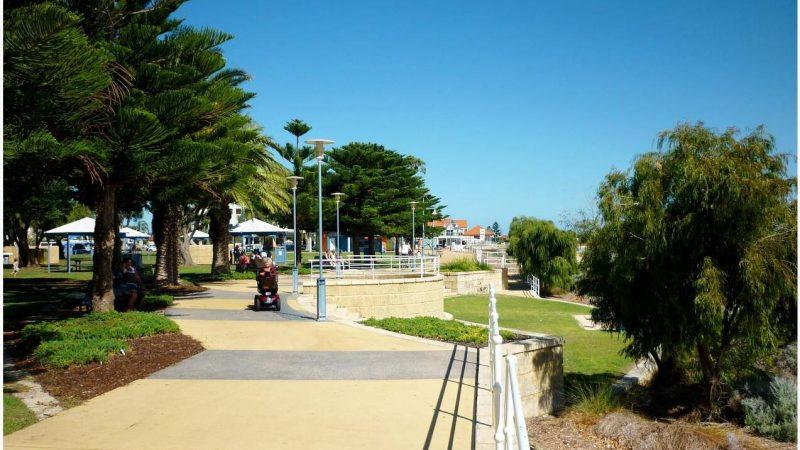 Rockingham - seafront