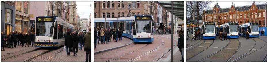 Transportation in Netherlands