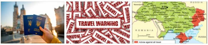 Ukraine Travel Warning