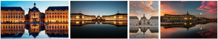 Bordeaux, France Sightseeings